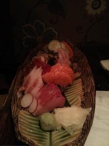 Sashimi for Mikazuki Combo